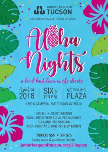 Buy tickets to Aloha Nights!