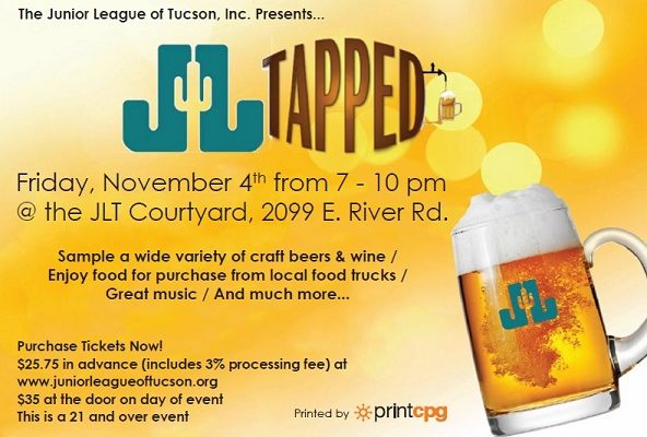 Tapped flyer